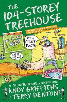 The 104-Storey Treehouse Andy Griffiths