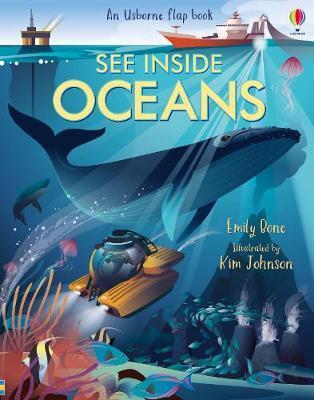 See Inside Oceans by Emily Bone