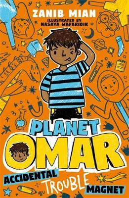 Planet Omar: Accidental Trouble Magnet Zanib Mian