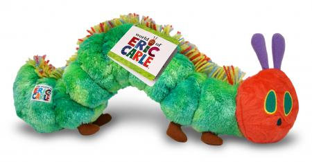 VERY HUNGRY CATERPILLAR LGE SOFT TOY