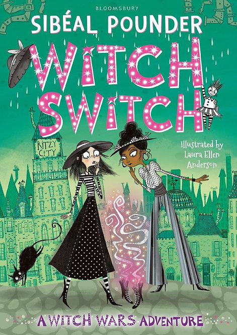 Witch Switch by Sibeal Pounder
