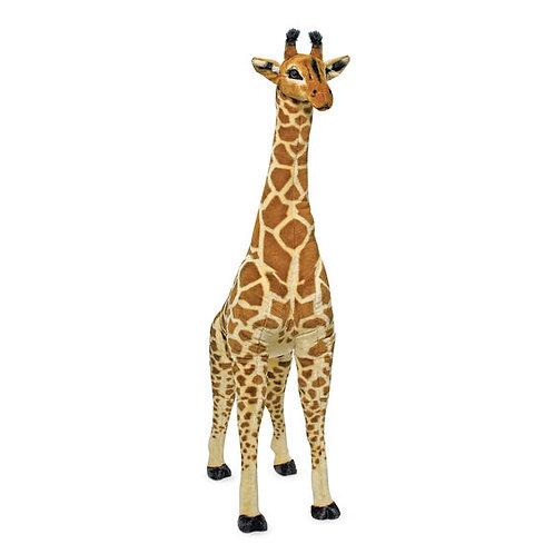 Melissa & Doug Lifelike Stuffed Giraffe