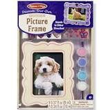 Melissa & Doug Decorate Your Own Picture Frame