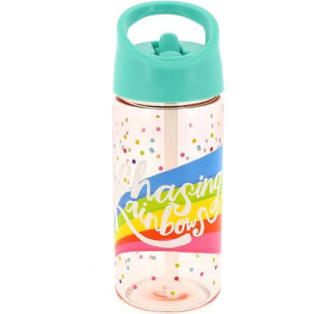 Happy News Water Bottle