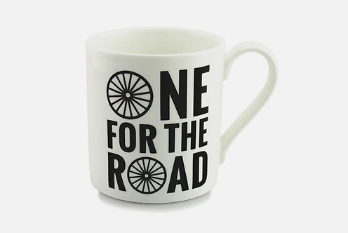 'One for the Road' Ceramic Mug