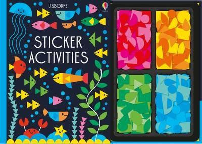 Sticker Activities by Fiona Watt