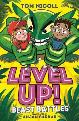 Level Up: Beast Battles by Tom Nicoll