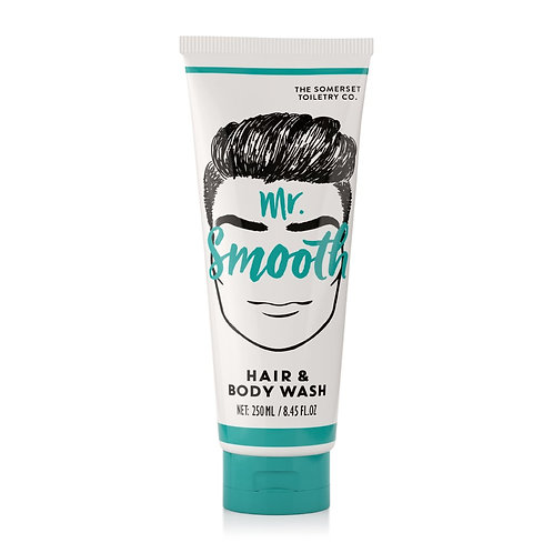 MR SMOOTH HAIR & BODY WASH