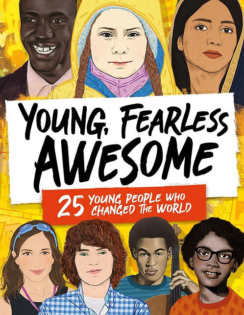 Young, Fearless, Awesome by Stella Caldwell