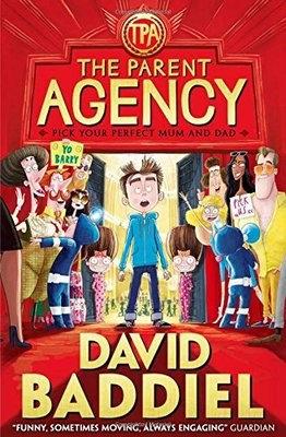 The Parent Agency by David Baddiel