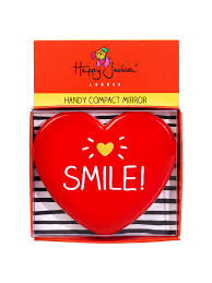 Smile! Compact Mirror