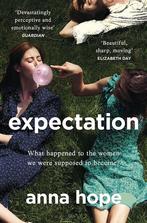 Expectation: The most razor-sharp and heartbreaking novel of the year Anna Hope