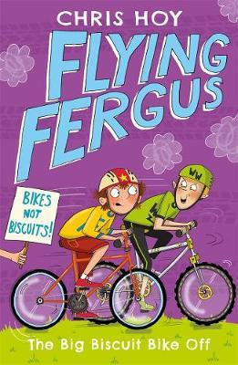 Flying Fergus The Big Biscuit Bike Off by Chris Hoy