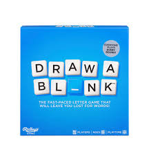 Draw a Blank Game
