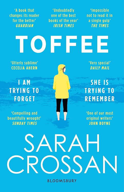 Toffee Sarah Crossan