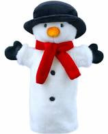 The Puppet Company Snowman