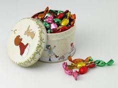 Belle & Boo Mistletoe Storage Tin