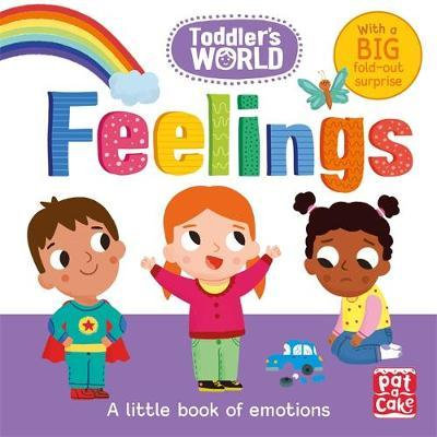 Toddler's World: Feelings by Pat-a-Cake