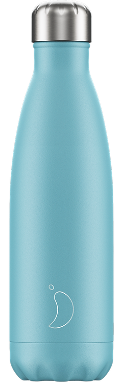 CHILLY'S BOTTLE 500ML - PASTEL BLUE