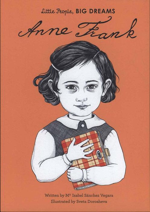 Anne Frank by Vegara, Isabel Sanchez