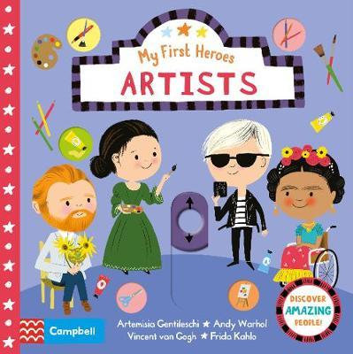 Artists by Campbell Books