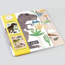 Dinosaur Themed Set of 2 Notebooks
