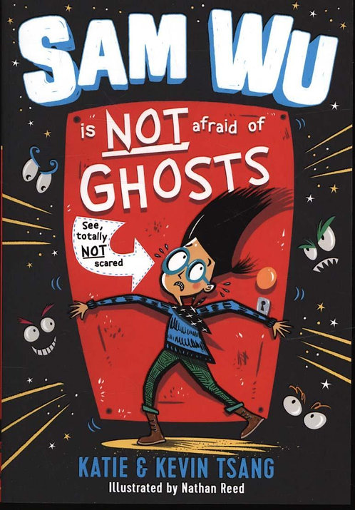 Sam Wu Is NOT Afraid of Ghosts! by Kevin Tsang