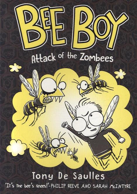 Bee Boy: Attack of the Zombees Saulles, Tony De