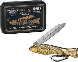 Gentlemen's Hardware Fish Penknife