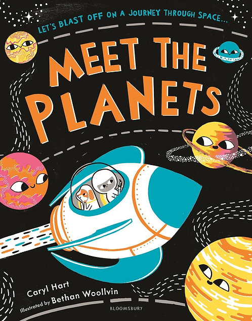 Meet the Planets by Caryl Hart