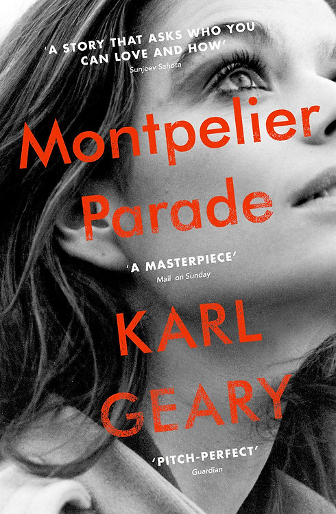 Montpelier Parade Karl Geary