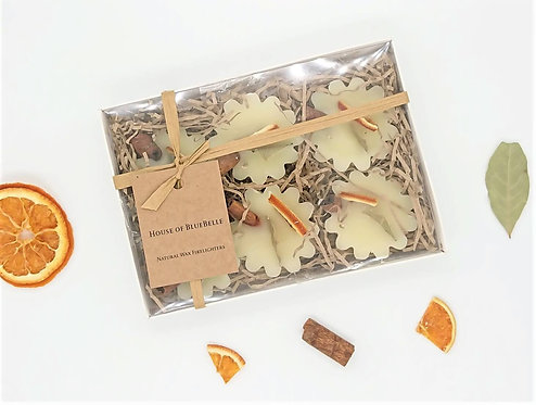 Natural Wax Firelighters