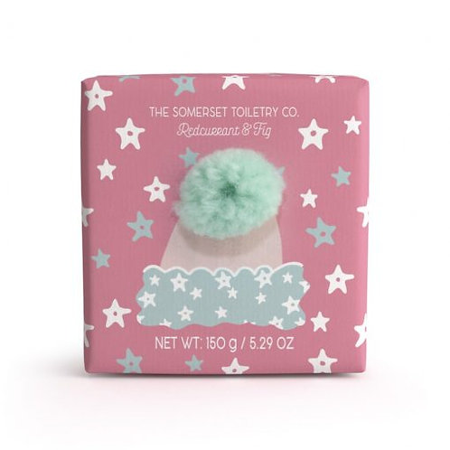 Bobble Hat Soap - Redcurrant and Fig
