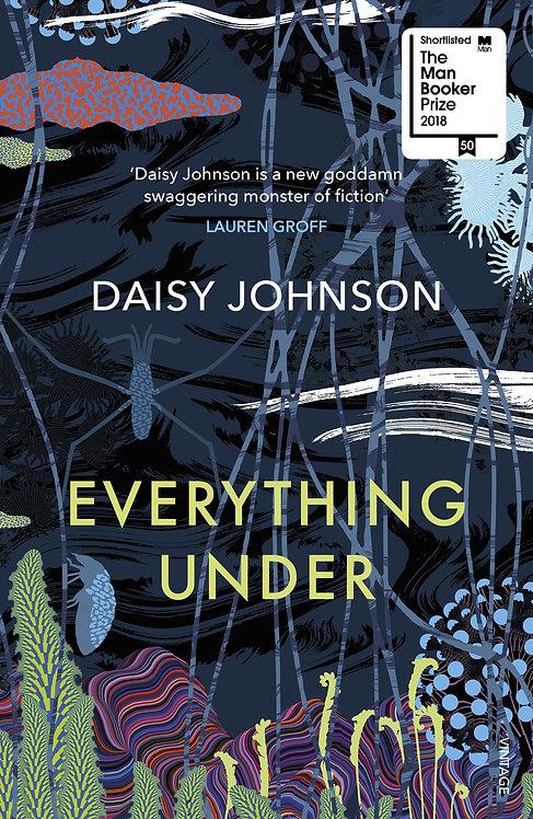 Everything Under Daisy Johnson