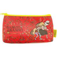World of Walliams - Gangsta Granny Pencil Case
