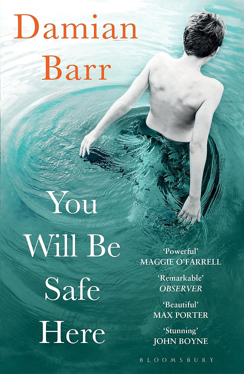 You Will Be Safe Here Damian Barr