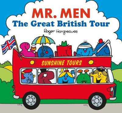 Mr. Men The Great British Tour by Adam Hargreaves