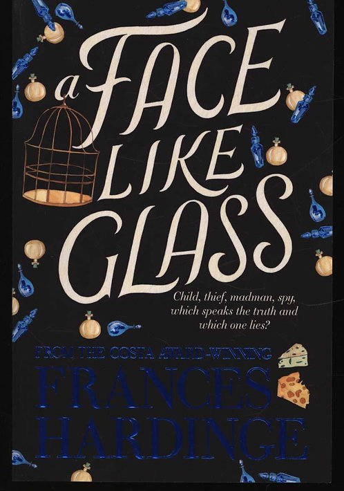 A Face Like Glass Frances Hardinge