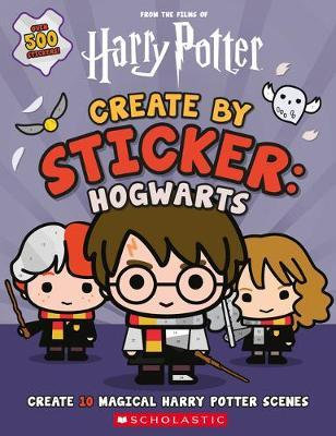 Create by Sticker: Hogwarts by Cala Spinner