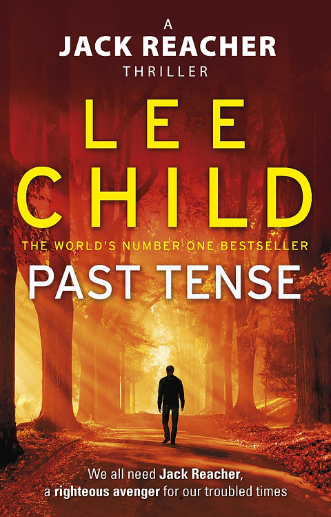 Past Tense: (Jack Reacher 23) Lee Child