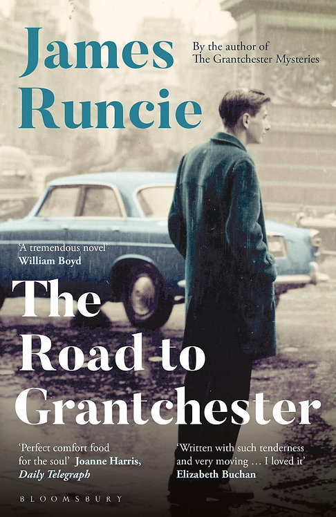 The Road to Grantchester by James Runcie