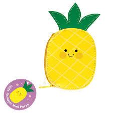 Mini Pineapple Purse