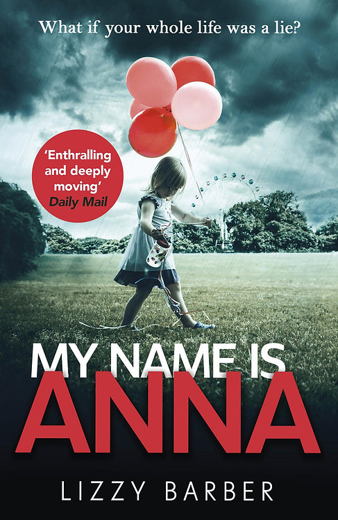 My Name is Anna by Lizzy Barber
