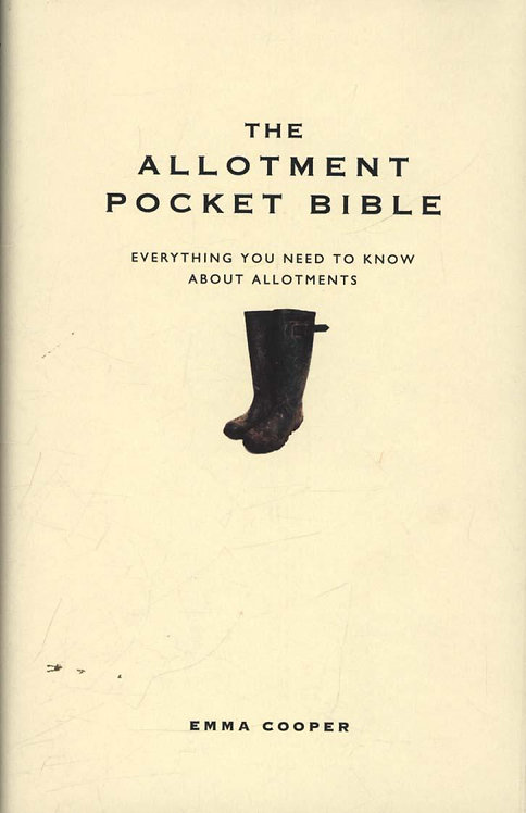 The Allotment Pocket Bible by Emma Cooper
