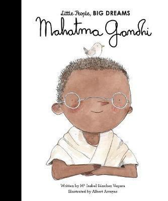 Mahatma Gandhi by Vegara, Isabel Sanchez