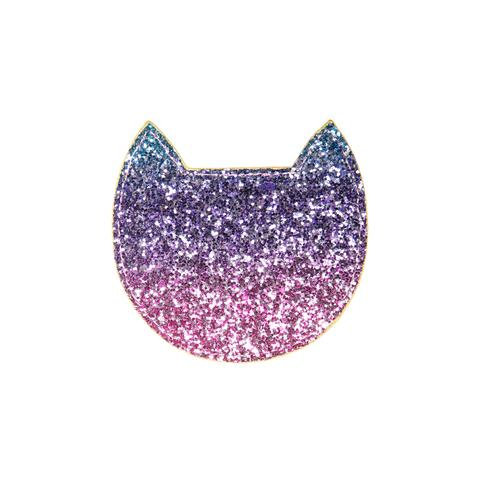 ROCKAHULA CAT GLITTER PURSE