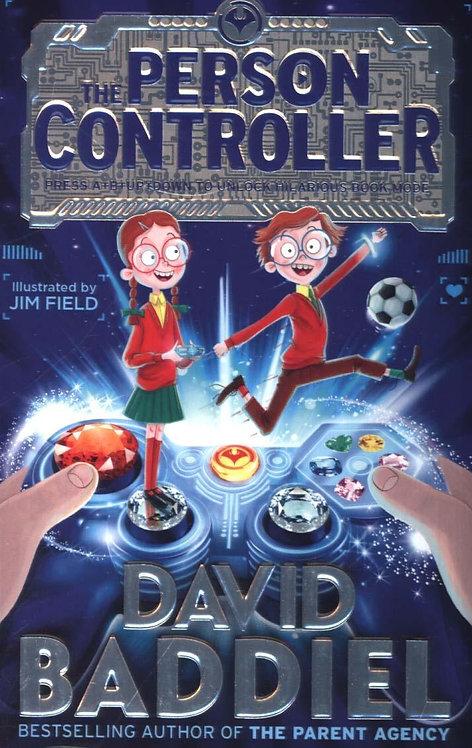 Person Controller David Baddiel