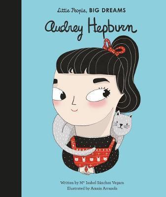 Audrey Hepburn by Vegara, Isabel Sanchez