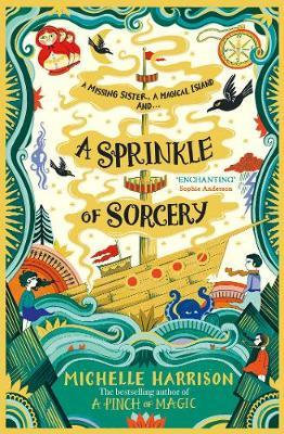 A Sprinkle of Sorcery Michelle Harrison