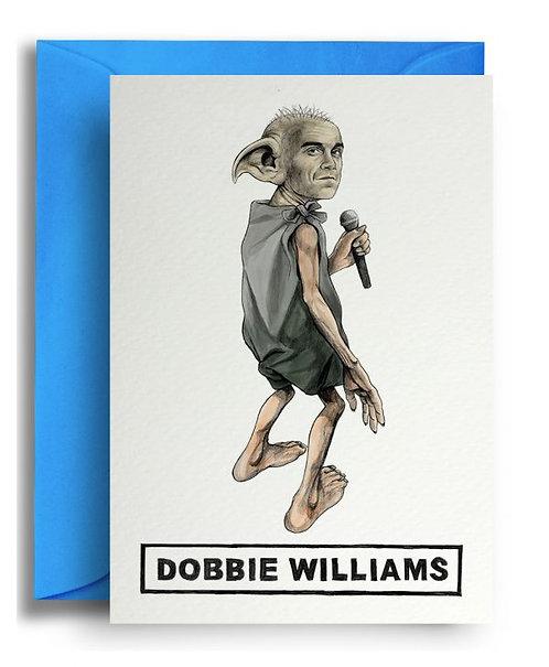 DOBBIE WILLIAMS